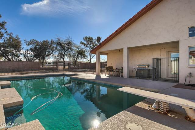 8451 W Plum Hollow Drive, Arizona City, AZ 85123 (MLS #6174291) :: The Daniel Montez Real Estate Group