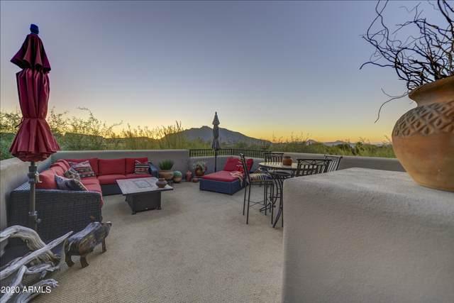 36601 N Mule Train Road C3, Carefree, AZ 85377 (MLS #6174320) :: Maison DeBlanc Real Estate