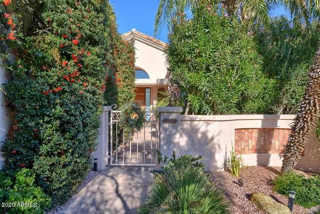 10104 E Topaz Drive, Scottsdale, AZ 85258 (MLS #6174331) :: The Riddle Group