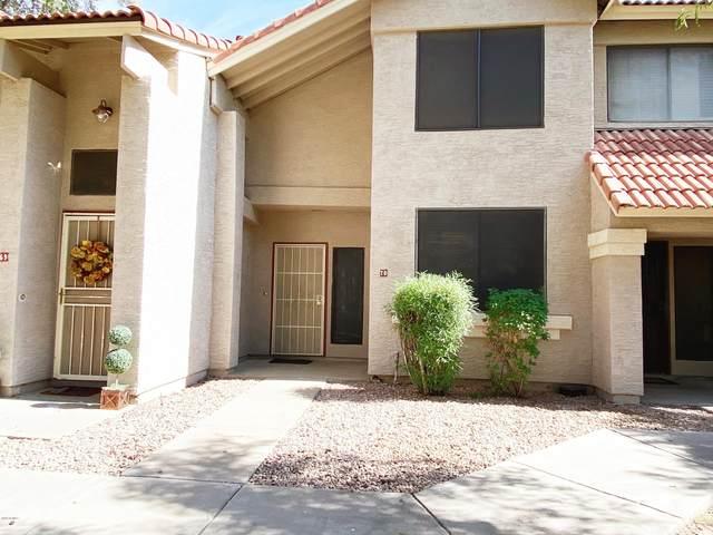 500 N Roosevelt Avenue #70, Chandler, AZ 85226 (MLS #6174335) :: The Daniel Montez Real Estate Group