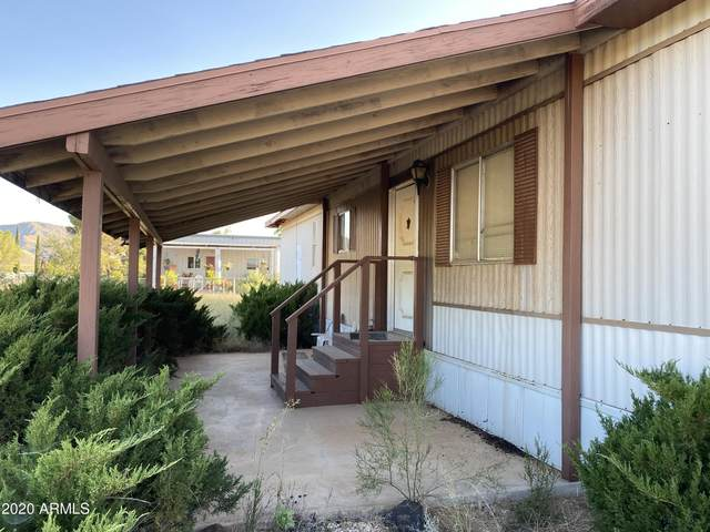 1944 N Tortoise Trail, Dragoon, AZ 85609 (MLS #6174370) :: Long Realty West Valley