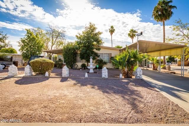 9401 E Pueblo Avenue, Mesa, AZ 85208 (MLS #6174381) :: Maison DeBlanc Real Estate