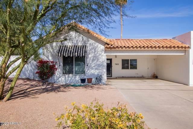 7602 E Chaparral Road, Scottsdale, AZ 85250 (MLS #6174465) :: The Riddle Group
