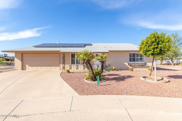 18022 N 132ND Avenue, Sun City West, AZ 85375 (MLS #6174484) :: Lucido Agency