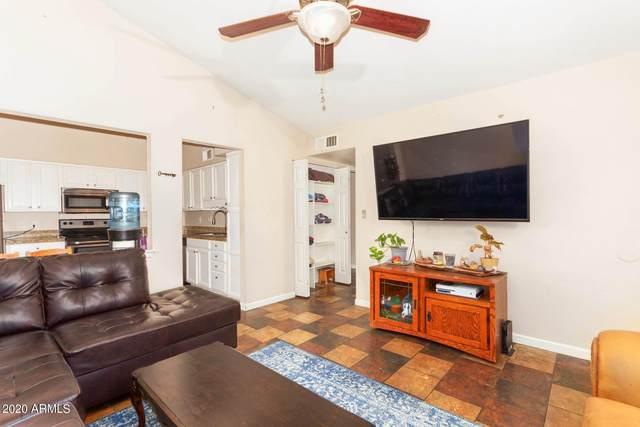 525 N May Street #16, Mesa, AZ 85201 (MLS #6174498) :: Conway Real Estate