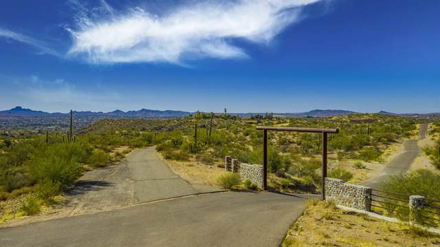 Lot 33 Saguaro Estates, Wickenburg, AZ 85390 (MLS #6174537) :: The Daniel Montez Real Estate Group