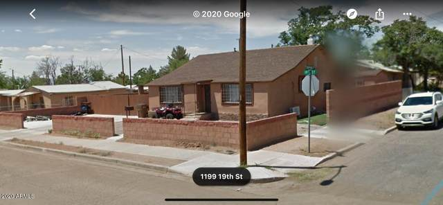1160 E 19TH Street, Douglas, AZ 85607 (MLS #6174550) :: Klaus Team Real Estate Solutions
