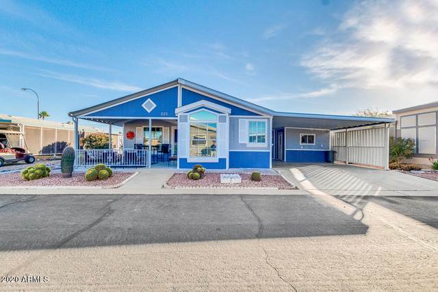 2400 E Baseline Avenue #225, Apache Junction, AZ 85119 (MLS #6174553) :: The Ethridge Team