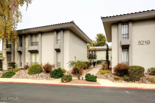 5219 N 24th Street #107, Phoenix, AZ 85016 (MLS #6174583) :: Maison DeBlanc Real Estate