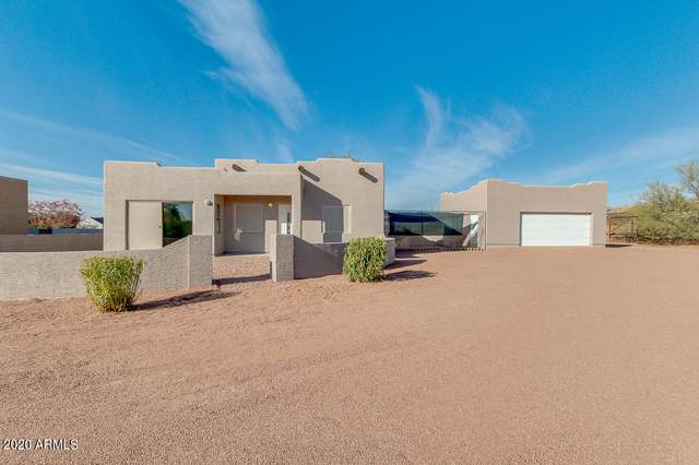 1912 S Val Vista Road, Apache Junction, AZ 85119 (MLS #6174621) :: The W Group
