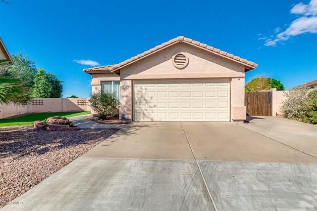 1302 S Sandal Street, Mesa, AZ 85206 (MLS #6174646) :: The Daniel Montez Real Estate Group
