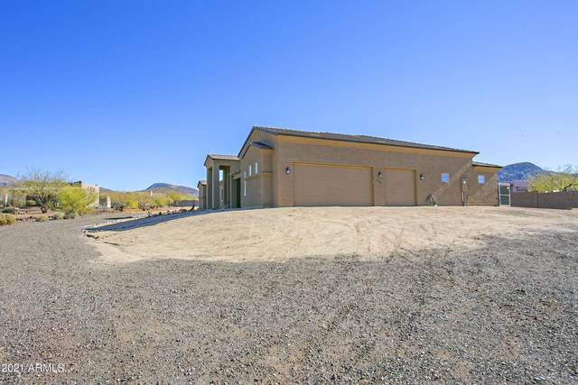 44009 N 14th Street, New River, AZ 85087 (MLS #6174665) :: Yost Realty Group at RE/MAX Casa Grande