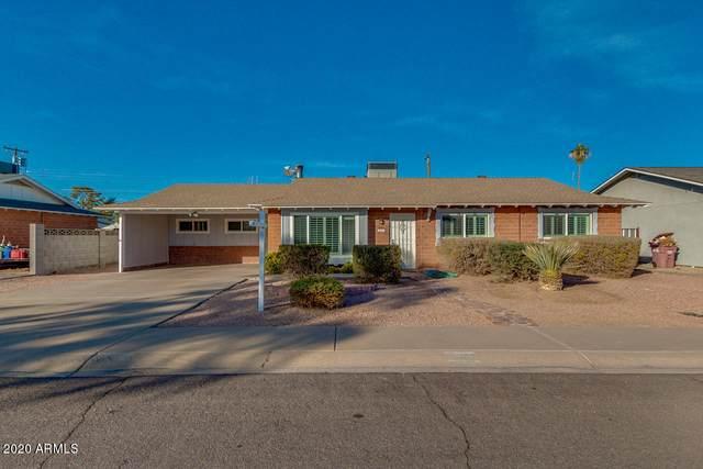 8516 E Vernon Avenue, Scottsdale, AZ 85257 (MLS #6174687) :: Scott Gaertner Group