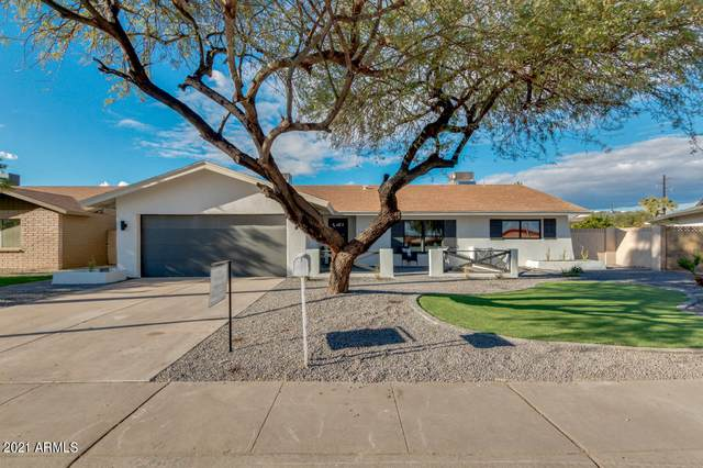 8756 E Monterey Way, Scottsdale, AZ 85251 (MLS #6174690) :: Yost Realty Group at RE/MAX Casa Grande