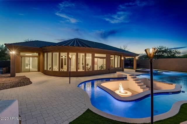 906 W Camargo Court, Anthem, AZ 85086 (MLS #6174747) :: The Daniel Montez Real Estate Group