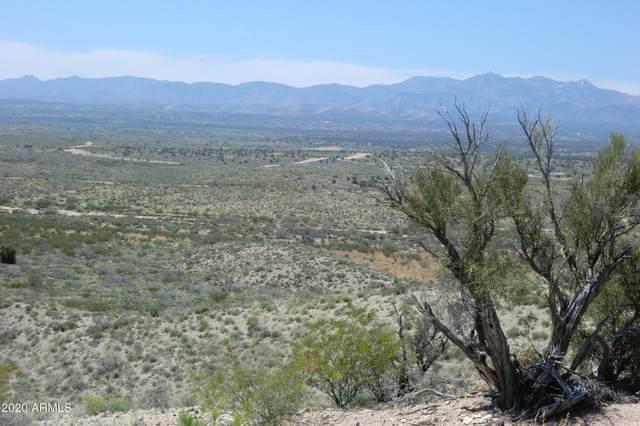 0000 S Blue Topaz Road S, Kingman, AZ 86401 (MLS #6174763) :: John Hogen | Realty ONE Group