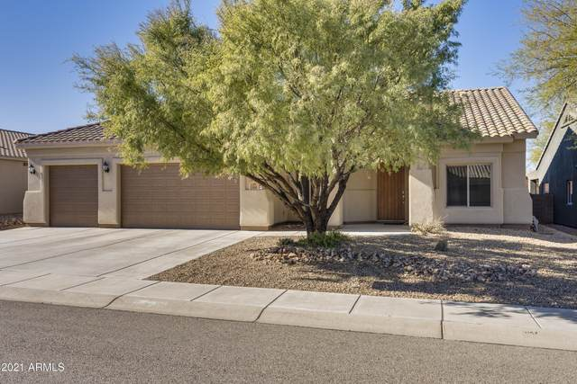 348 Desert Trail Drive, Sierra Vista, AZ 85635 (MLS #6174816) :: Yost Realty Group at RE/MAX Casa Grande