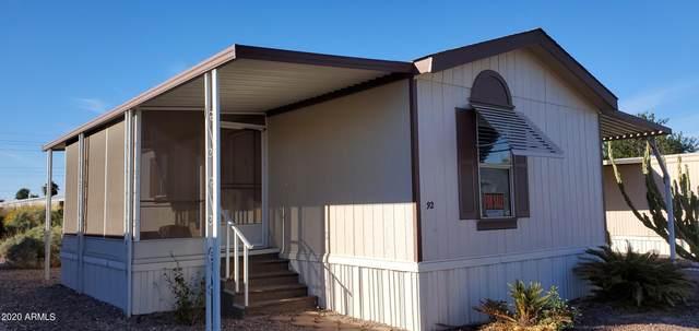 2609 W Southern Avenue #92, Tempe, AZ 85282 (MLS #6174843) :: Maison DeBlanc Real Estate