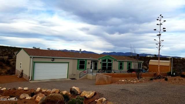 1542 E San Pedro Way, Tombstone, AZ 85638 (MLS #6174864) :: Yost Realty Group at RE/MAX Casa Grande