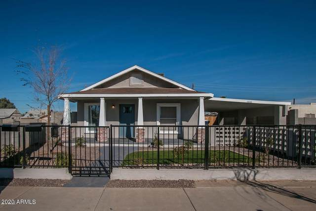 1026 E Pierce Street, Phoenix, AZ 85006 (MLS #6174904) :: Howe Realty