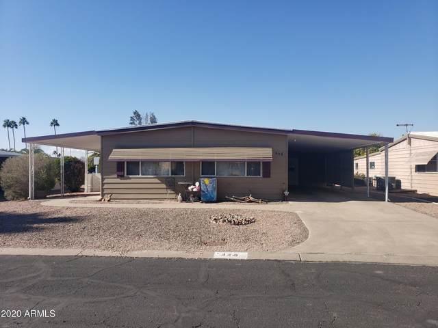 448 S 80TH Way, Mesa, AZ 85208 (#6174914) :: The Josh Berkley Team