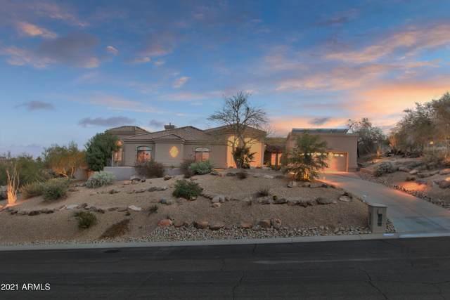 16045 E Thistle Drive, Fountain Hills, AZ 85268 (MLS #6174960) :: The Newman Team