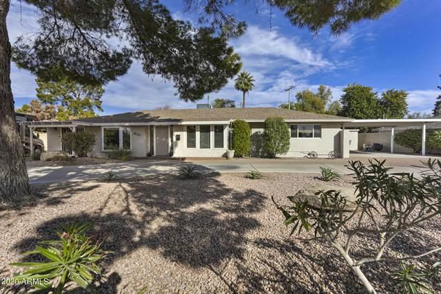 6544 E Osborn Road, Scottsdale, AZ 85251 (MLS #6175015) :: Executive Realty Advisors
