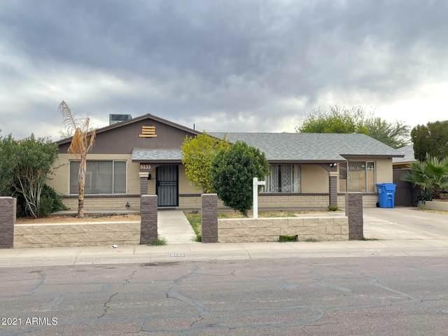 5133 W Holly Street, Phoenix, AZ 85035 (MLS #6175144) :: The C4 Group