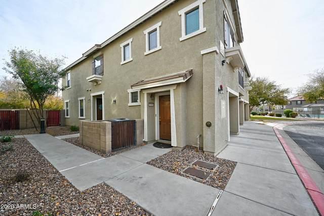 1255 S Rialto #128, Mesa, AZ 85209 (MLS #6175203) :: The Riddle Group