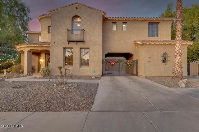 20306 E Calle De Flores, Queen Creek, AZ 85142 (MLS #6175207) :: Lucido Agency