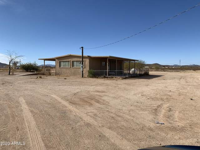 6654 N Sage Street, Maricopa, AZ 85139 (MLS #6175222) :: Conway Real Estate
