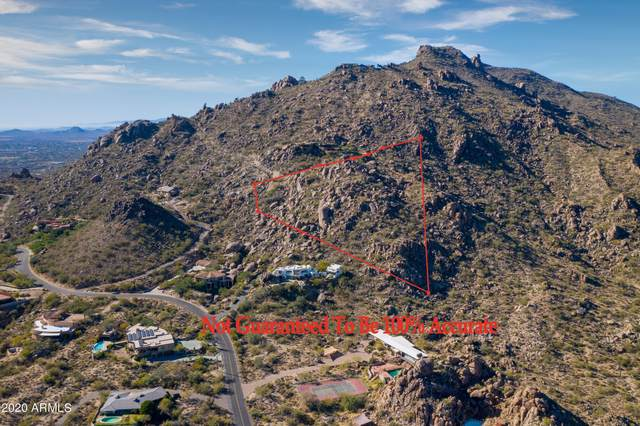 7040 E Stagecoach Pass, Carefree, AZ 85377 (MLS #6175263) :: RE/MAX Desert Showcase