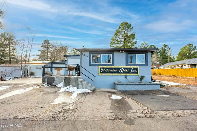 1815 N West Street, Flagstaff, AZ 86004 (MLS #6175300) :: Long Realty West Valley