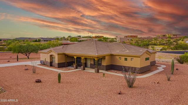 2394 W Highridge Road, Wickenburg, AZ 85390 (MLS #6175312) :: Conway Real Estate