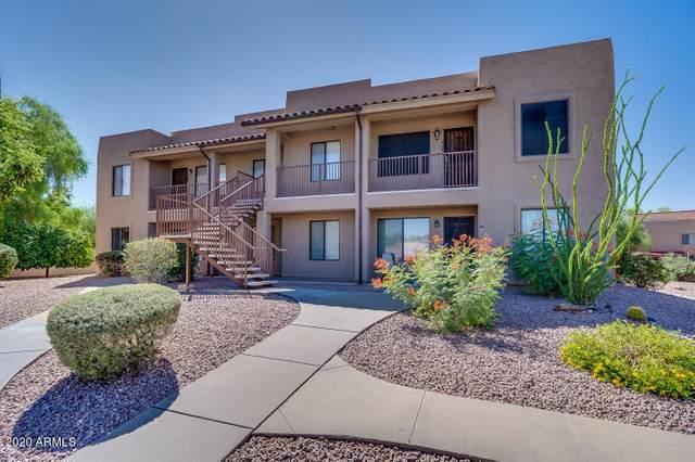 13636 N Saguaro Boulevard #104, Fountain Hills, AZ 85268 (MLS #6175341) :: Arizona Home Group
