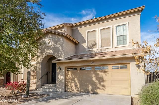280 W Seven Seas Drive, Casa Grande, AZ 85122 (MLS #6175355) :: Homehelper Consultants