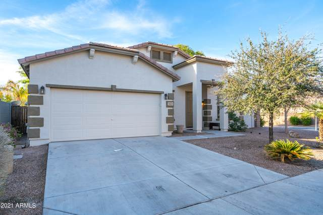 43579 W Sansom Drive, Maricopa, AZ 85138 (MLS #6175359) :: Executive Realty Advisors