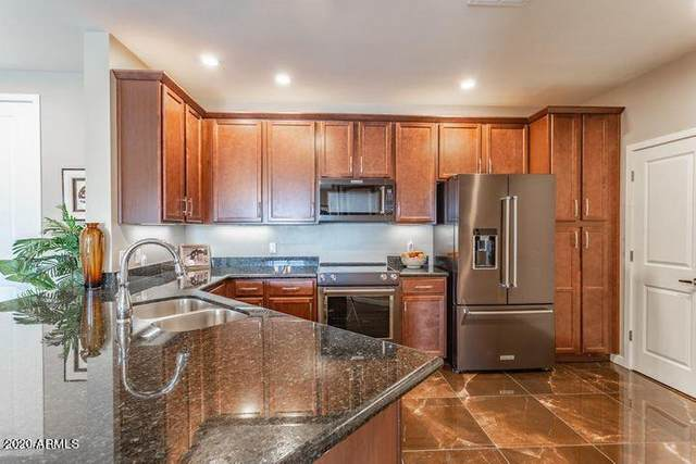 2511 W Queen Creek Road #355, Chandler, AZ 85248 (MLS #6175372) :: Maison DeBlanc Real Estate