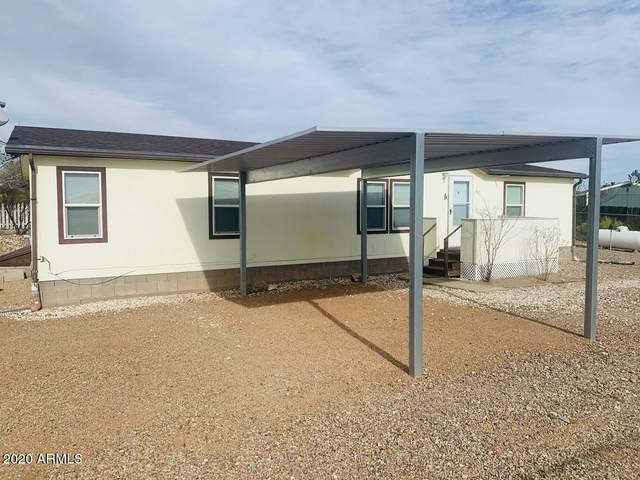 1462 N Saddleback Circle, Tombstone, AZ 85638 (MLS #6175589) :: The Helping Hands Team