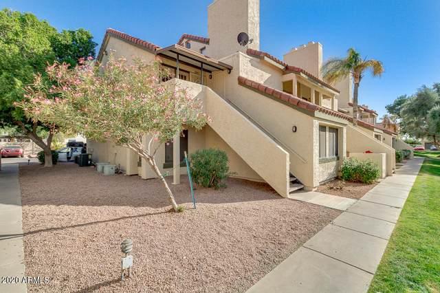 30 E Brown Road #2097, Mesa, AZ 85201 (MLS #6175590) :: Maison DeBlanc Real Estate