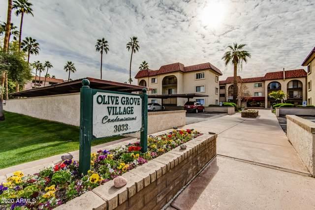 3033 E Devonshire Avenue #3029, Phoenix, AZ 85016 (MLS #6175598) :: Maison DeBlanc Real Estate