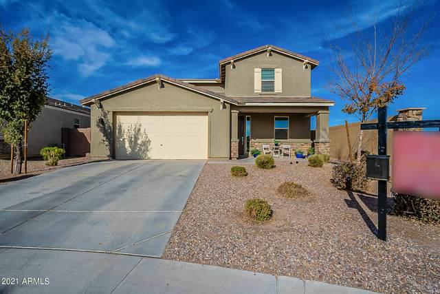 608 W Blue Ridge Drive, San Tan Valley, AZ 85140 (MLS #6175625) :: Arizona Home Group