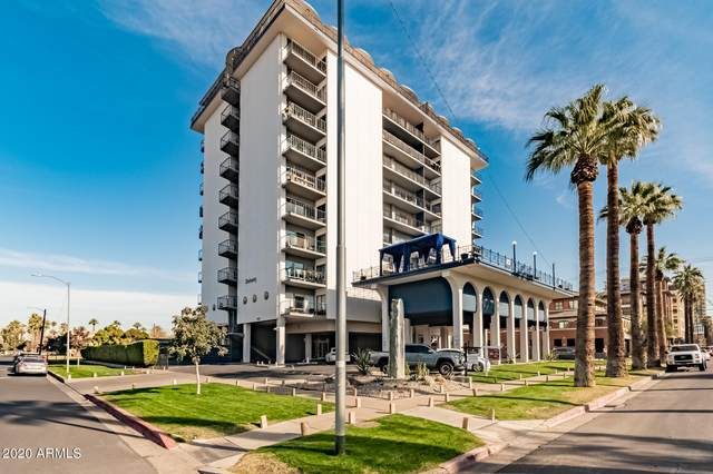 805 N 4TH Avenue #403, Phoenix, AZ 85003 (#6175733) :: The Josh Berkley Team