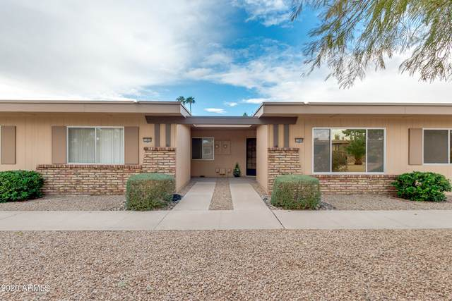 13808 N 109TH Avenue, Sun City, AZ 85351 (#6175739) :: The Josh Berkley Team