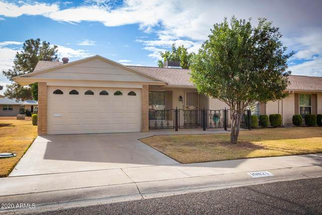 10821 W Kelso Drive, Sun City, AZ 85351 (MLS #6175747) :: Maison DeBlanc Real Estate