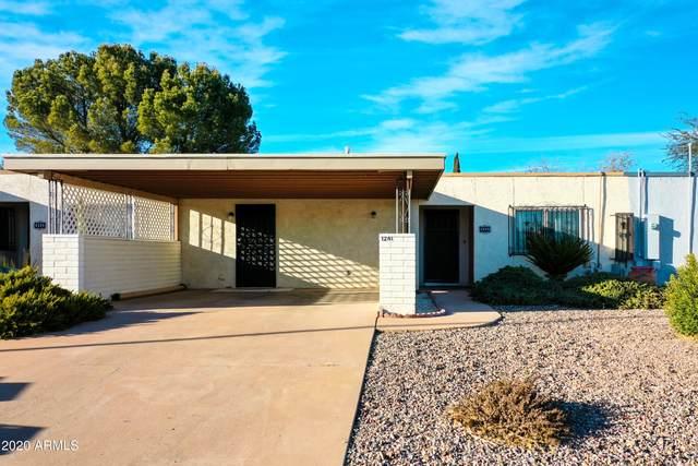 1241 E Carmelita Drive, Sierra Vista, AZ 85635 (MLS #6175756) :: Conway Real Estate