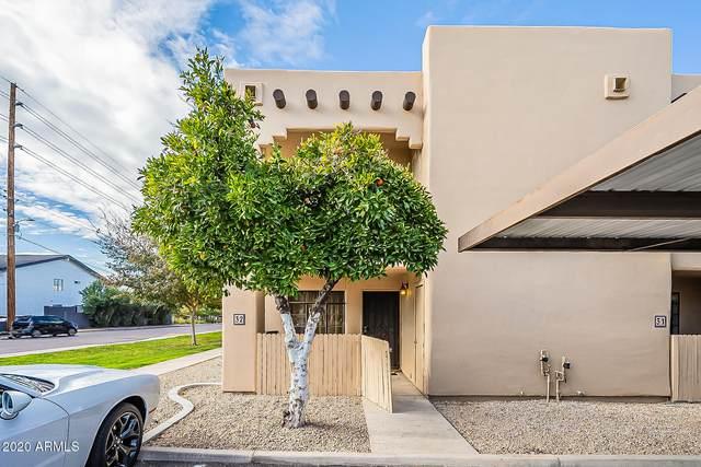 5402 E Windsor Avenue #32, Phoenix, AZ 85008 (MLS #6175811) :: Conway Real Estate