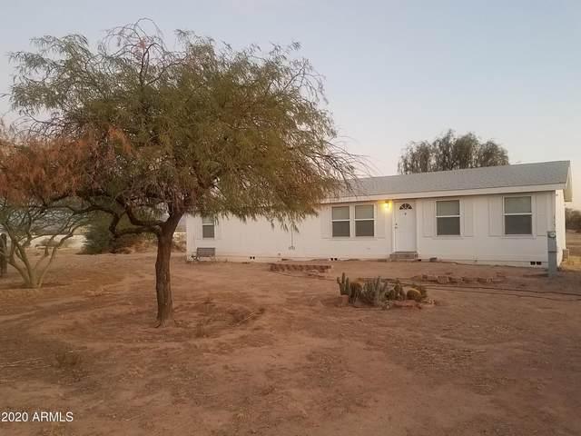 12515 S 212TH Drive, Buckeye, AZ 85326 (MLS #6175842) :: Nate Martinez Team