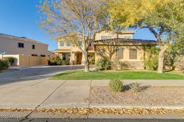 21841 S 185TH Place, Queen Creek, AZ 85142 (MLS #6175867) :: My Home Group