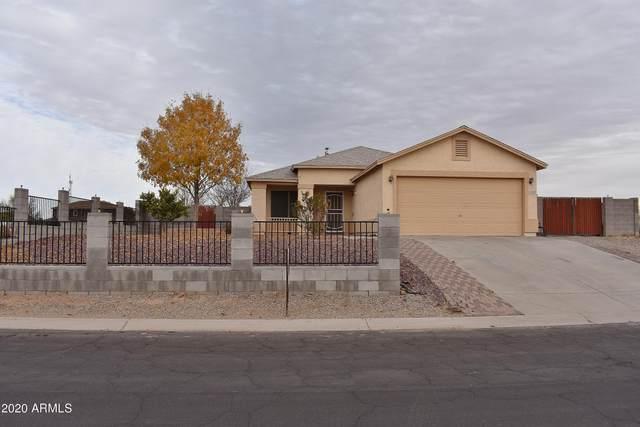 11678 W Carousel Drive, Arizona City, AZ 85123 (MLS #6175895) :: Klaus Team Real Estate Solutions
